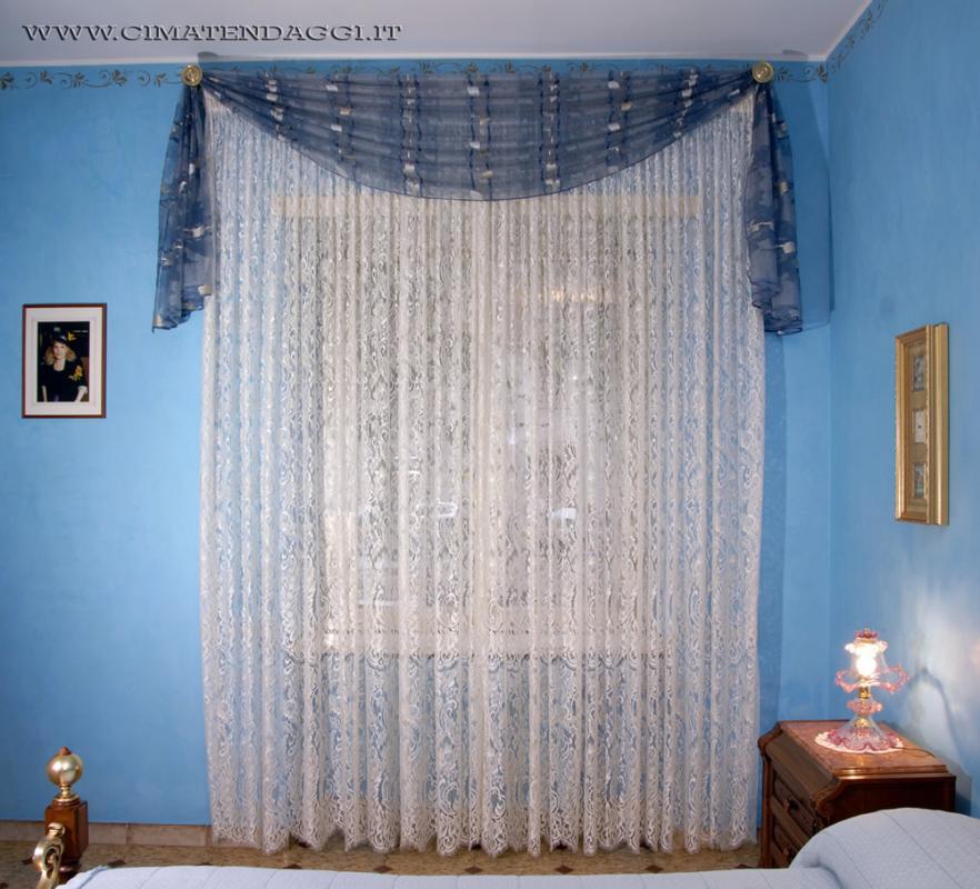 Mantovane per tende torino laterali per tende torino cima tendaggi - Tende da camera da letto classiche ...